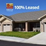 Harvest Hills Villas: Richmond, Missouri - 100% Leased