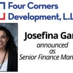 Four Corners Development, LLC and Rural Housing Developers, LLC are excited to welcome Josefina García as Senior Finance Manager.