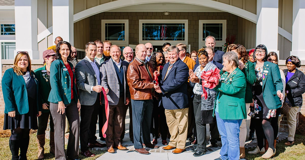 Four Corners Development and IDP Housing are proud to announce the grand opening of their latest property, Freedom Heights Apartments in Valdosta, Ga