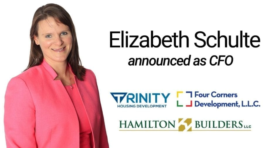 We are thrilled to announce that Elizabeth Schulte has joined our team as our new CFO!